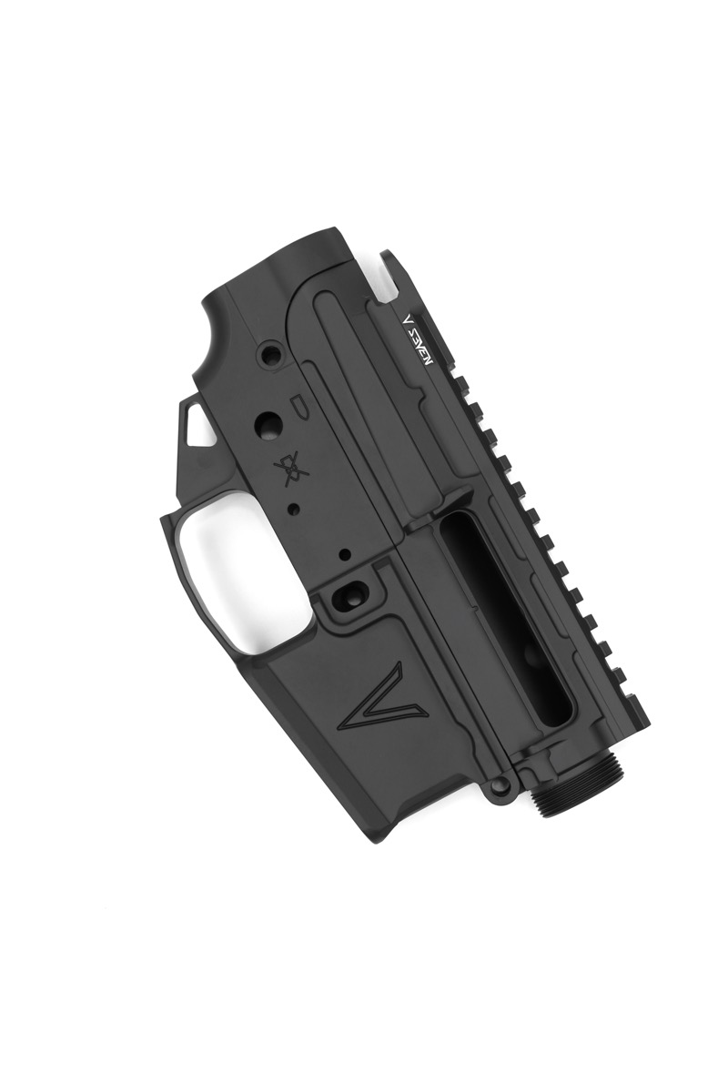 7075 EX Enlightened AR15 Receiver Set