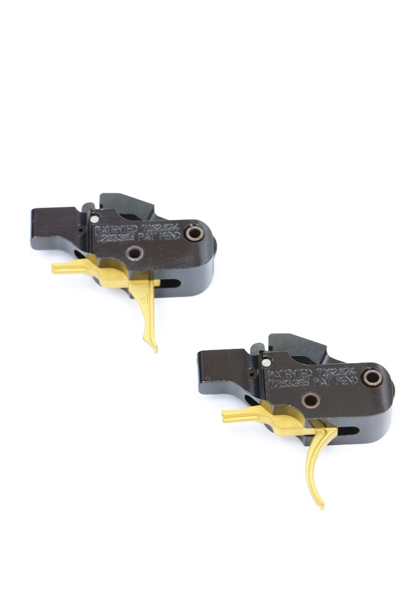 AR GOLD ADJUSTABLE TRIGGERS