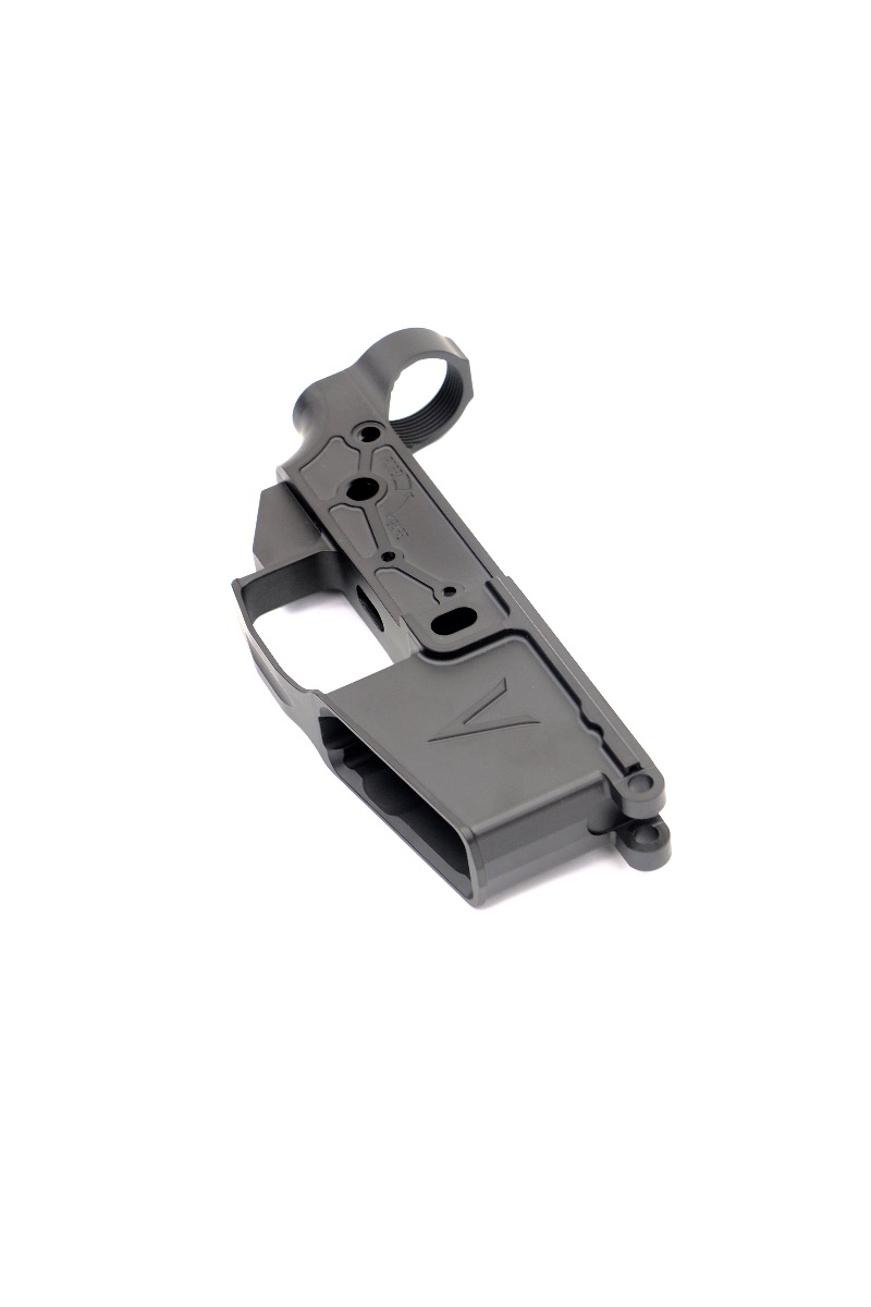 7075 LR ENLIGHTENED AR-15 LOWER RECEIVER