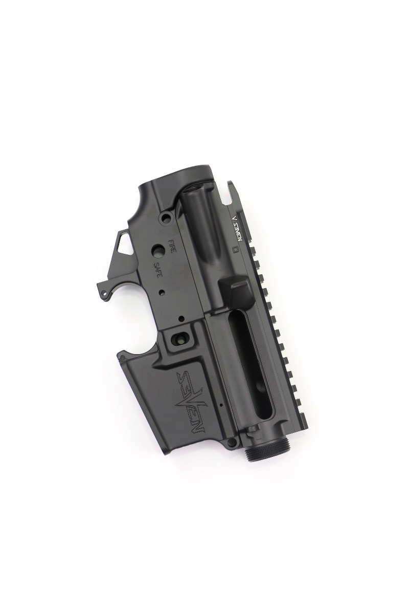 GI SEVEN AR15 MATCHED RECEIVER SET