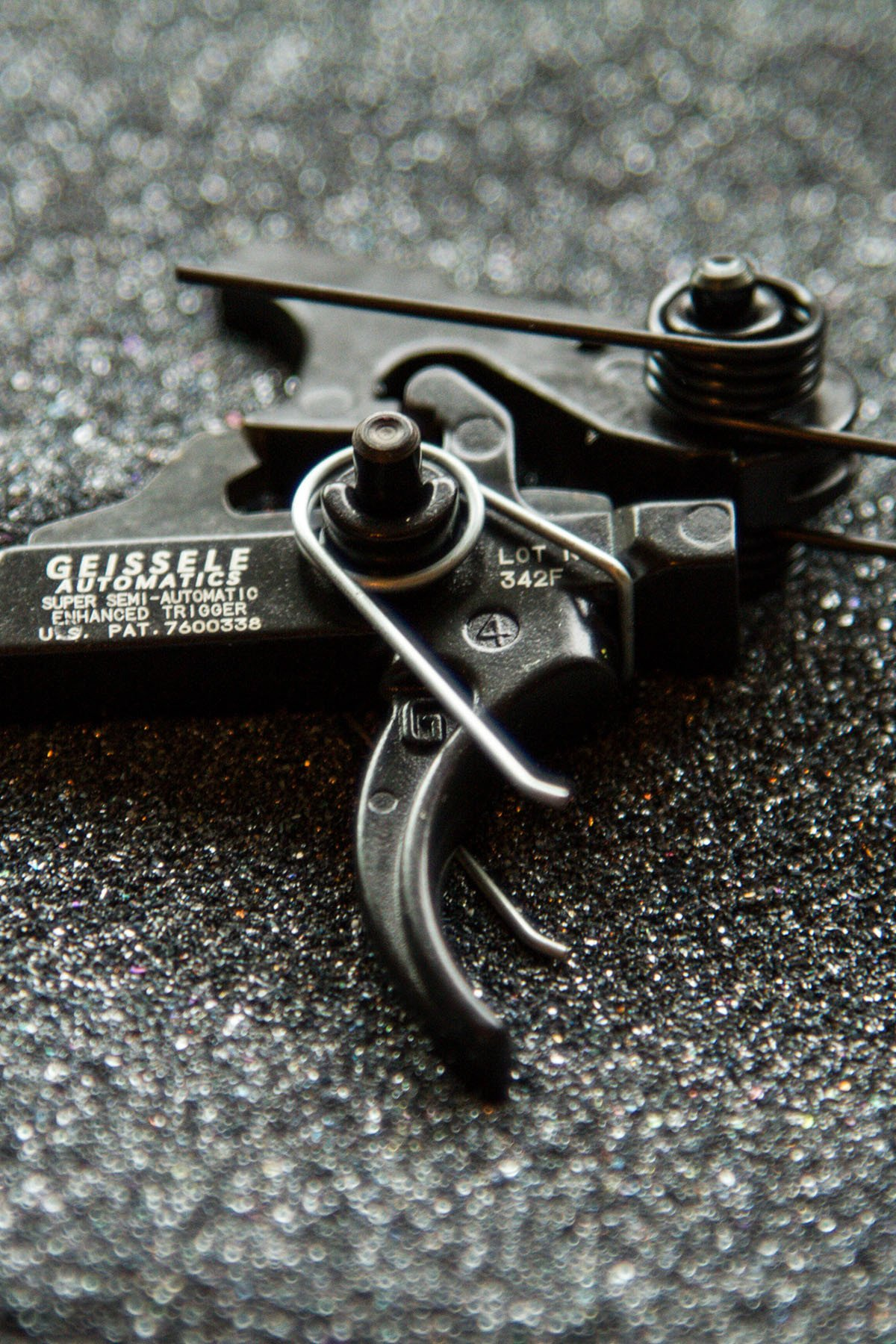 SUPER SEMI-AUTOMATIC ENHANCED (SSA-E) TRIGGER