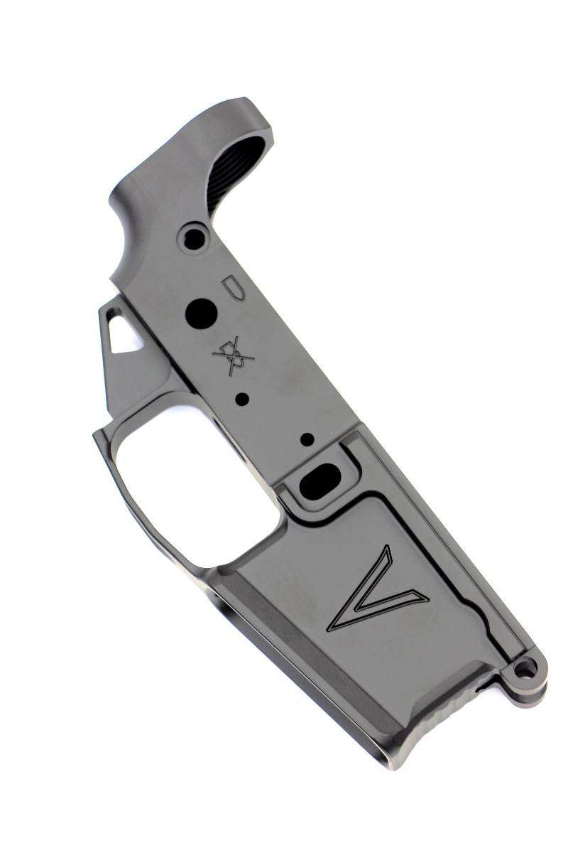7075 EX ENLIGHTENED AR-15 LOWER RECEIVER